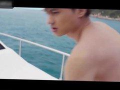 Asian Male vidz Celebrity Adonis  super He Frontal Nude & Hot Sex Scenes