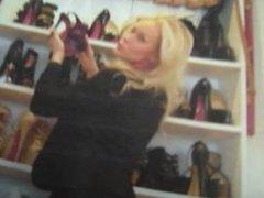4 the vidz love of  super high heels