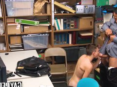 Doggy style vidz pounding for  super a skinny fragile pale shoplifter