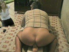 Big dildo vidz and boys  super hot anus sex