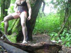 Pee in vidz the Wood  super 1