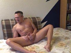 SEXY BOY vidz beautiful orgasm!