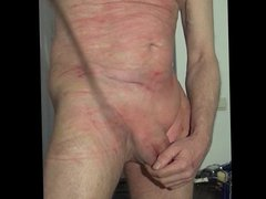Long self vidz whipping-torture session  super part 2