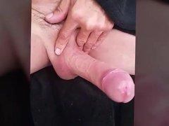 Compilation of vidz my big  super cock on kik webchat