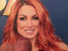 Cum Tribute vidz - Becky  super Lynch