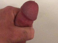 Masturbating: slow vidz motion cumming