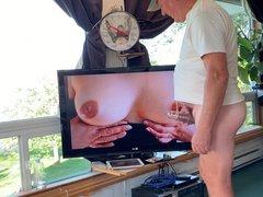 Wifes Titty vidz Show