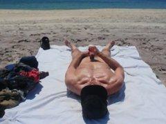 BONER AT vidz THE BEACH