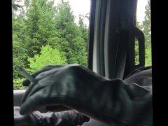 Leather Gloved vidz Smoke &  super Stroke