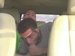 Back Seat vidz Milking