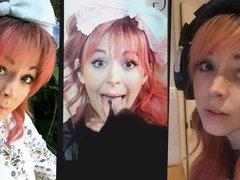 Lindsey Stirling vidz cum tribute