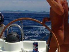 Fun on vidz my boat