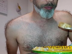 Cum on vidz cake and  super eat