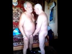 Russian grandpa vidz gay