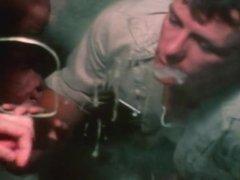 Classic-Vintage Back vidz Room Blow  super Job Guys