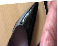 Cum on vidz GFs patent  super High Heels