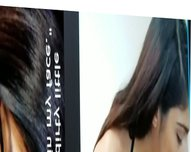 Mia Khalifa vidz Denigration Cum  super Target
