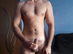 Sexy boy vidz tease and  super wank for mature womans