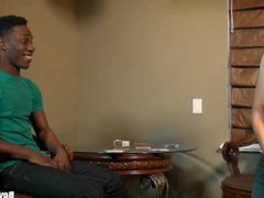 Reality Dudes vidz - Amateur  super interracial gay for pay interview