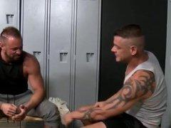 Locker room vidz gay sex