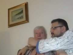 Old gay vidz couple from  super Germany 9