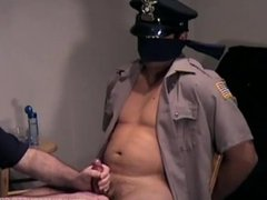 Bound and vidz Blindfolded Straight  super Boy Gets Gay Blow Job