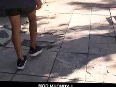 Amateur Twink vidz Latino Boy  super Paid Cash To Fuck Stranger