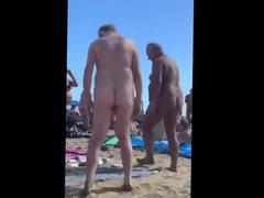 Gay Beach vidz Grandpa