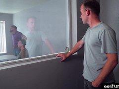 Interrogate Me vidz Hard Scene  super 1 - Trailer preview - BROMO
