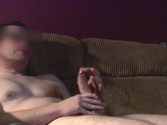 Another view vidz of rubbing  super the head of my cock until I cum