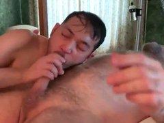 Sucking on vidz Daddy Dick