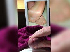 Beta-Tribute To vidz Katrin's Nylon  super Feet
