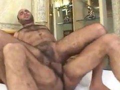 Monster cock vidz fuck a  super Very hairy handsome bear