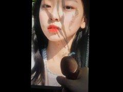 korean lee vidz su min  super cumtribute 4