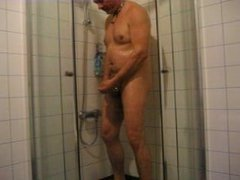 Me in vidz shower wet