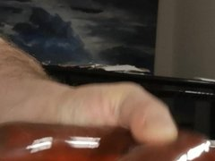 Masturbation an vidz der Eichel  super Nobra Twincharger qqqqrr