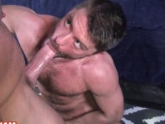 MANALIZED Inked vidz Hunk Sean  super Duran Barebacks Stud After Rimjob