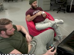 RagingStallion - vidz Ryan Stone  super Tops Bear In The Game Room