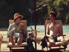 Florian David vidz Fitz Shirtless  super And Sexy Video Movies